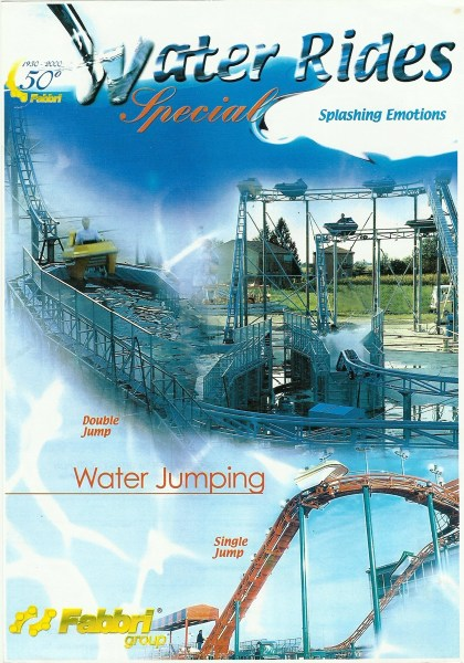 Flying Flume ride