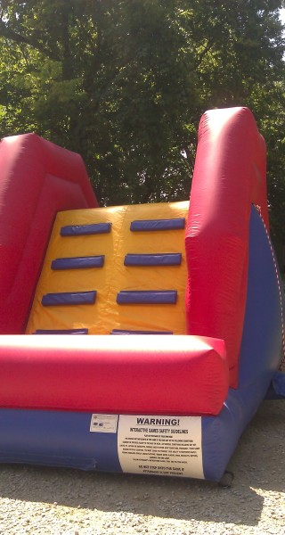 12 Foot Kiddie Slide
