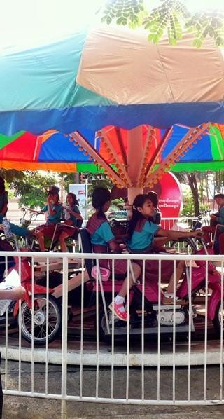 Century Round Bike