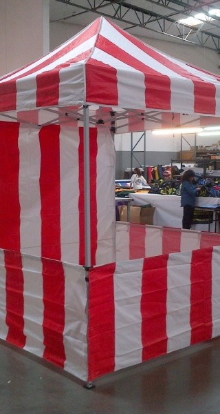 Brand New Carnival Styl Booths