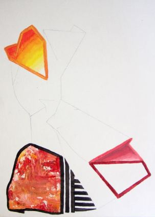 Folded Gestures: Playing with Form and Space – Jenniffer Omaitz (OH)