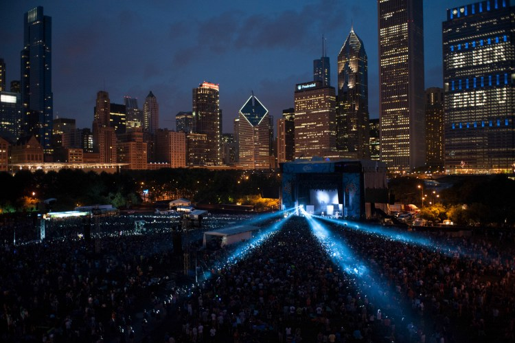 Lollapalooza 2013. Photo courtesy of Ashley Garmon and Lollapalooza.