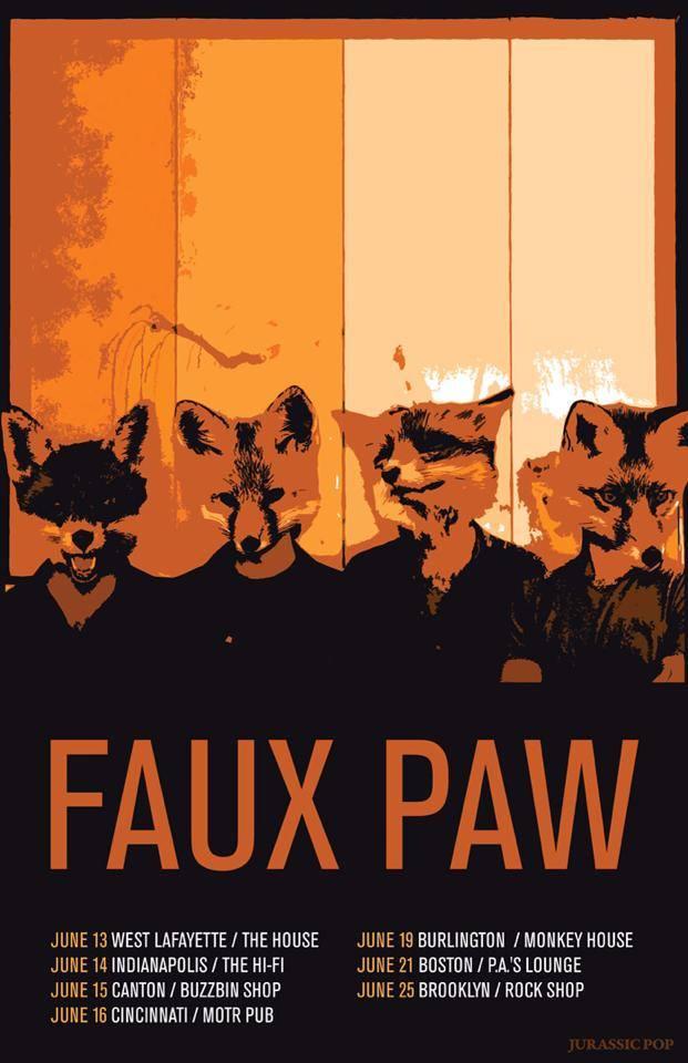 Faux-Paw-Tour