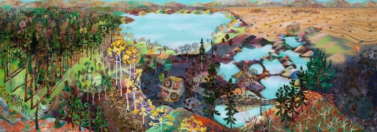 """""""Minnesota"""" by Sophia Heymans."""