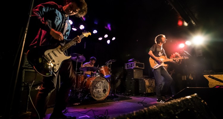 MWA Live: Lever at Beat Kitchen - 2/19 | Midwest Action!