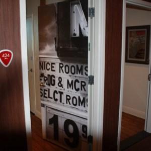 HR Nice Room Door