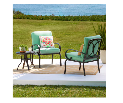 kohl s sonoma goods for life claremont side table chair 3 piece set 122 49 earn 20 kohl s cash