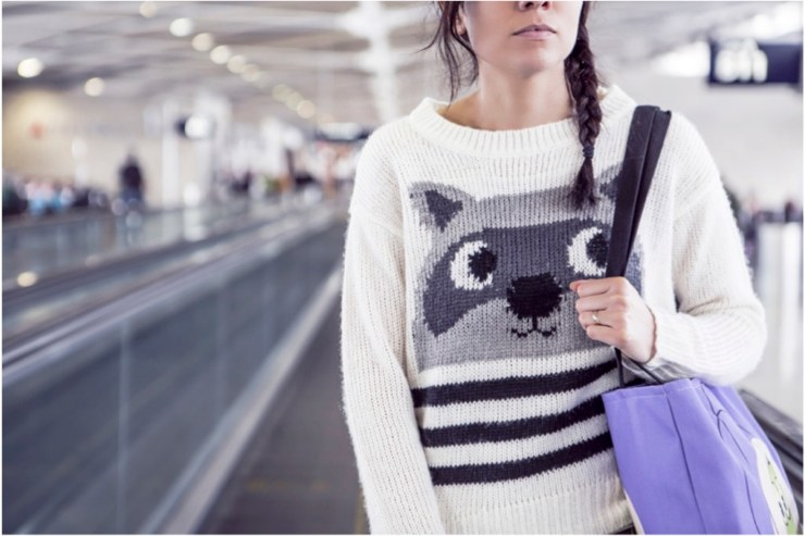 surviving flight delays is easier than you think.
