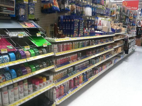 DIY Americana Sign Decor #WalmartPlaid