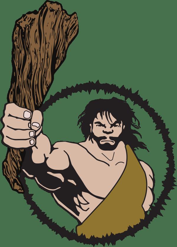 Caveman-Logo-Vector-Version-1