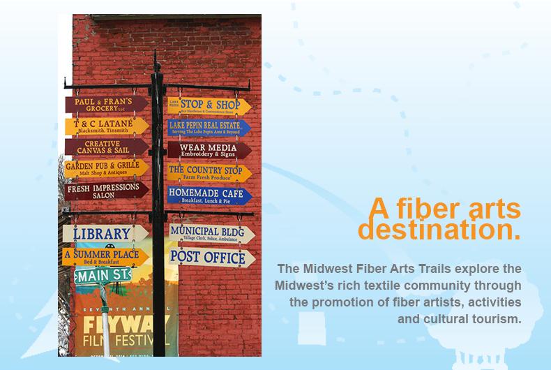 Midwest Textiles: A Photo Journal Tour
