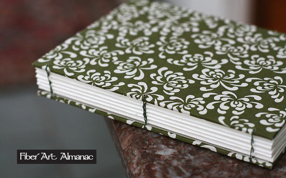 Hand made books and journals
