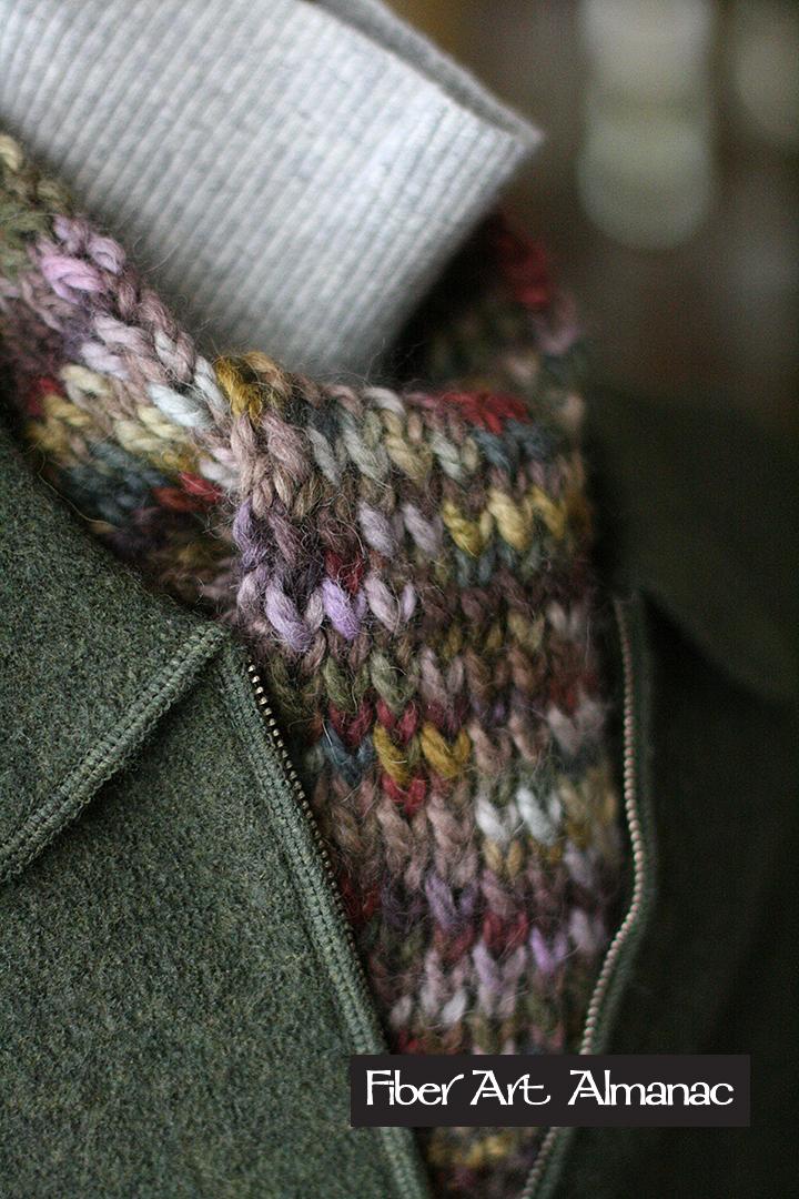 Knitting Pattern Series: