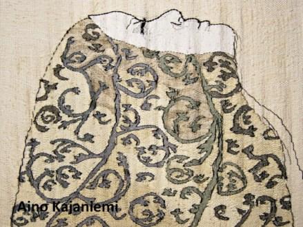 Aino Kajaniemi,Mémoire 2007, 35 x 30 cm