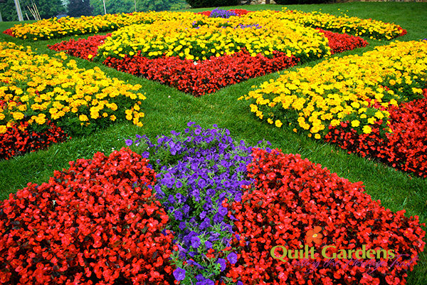 Summer Road Trip Option #1: Quilt Gardens Tour and more!