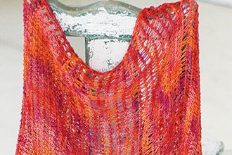 Sheryl Thies, knitting and crochet pattern designer