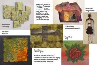Dow Building Studio Fiber Artists