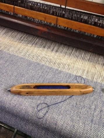 KMcC tweed loom