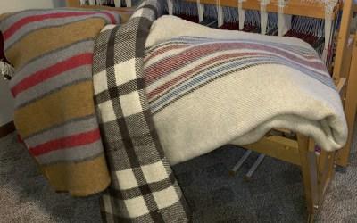Profile of a weaver: Carrie Jessen
