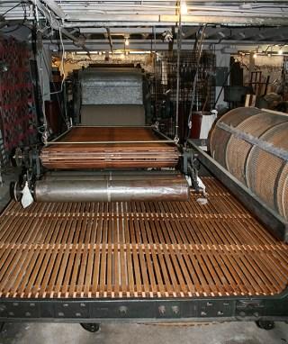 Kay Walters + Cedarburg Woolen Mill