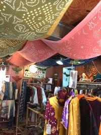 Walk into a bazaar!