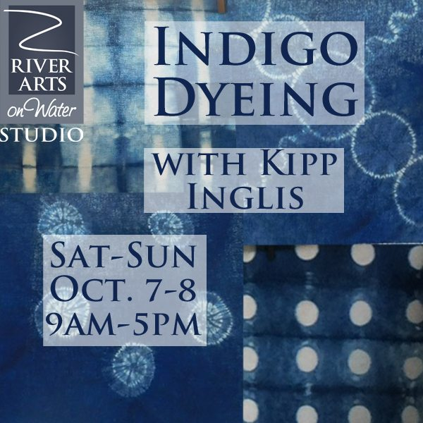 Indigo Dyeing with Kipp Inglis
