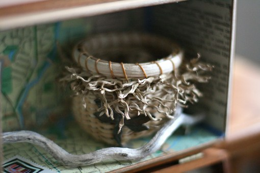 Laura Weber Basketry and Fiber Art