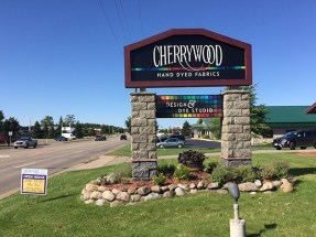 Outside Cherrywood in Baxter, MN