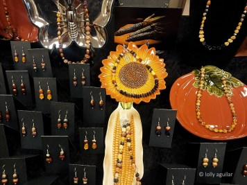 Lolly Aguilar Corn Jewelry