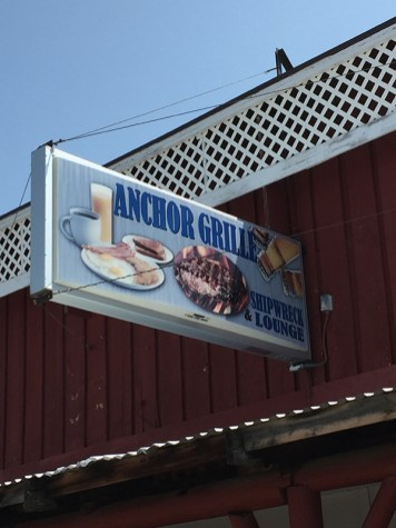 Anchor Grille and Shipwreck Lounge, Chamberlain, NE