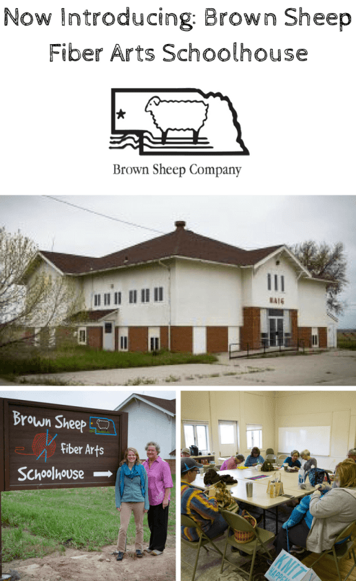 Brown Sheep Fiber Arts School