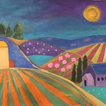 Clarey Wamhoff Exhibit at The Pink Llama Gallery - Cedarburg, WI