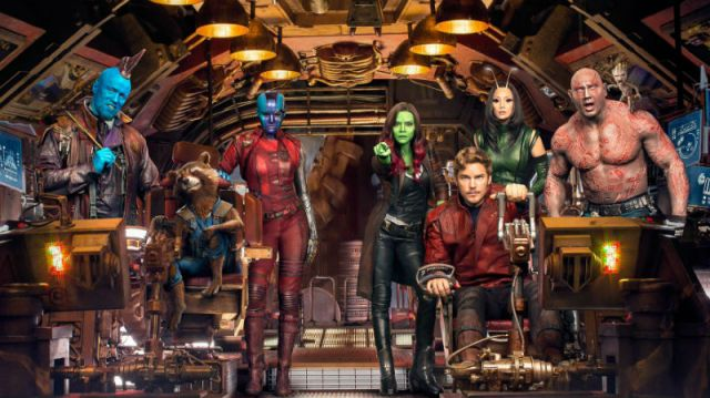 The Marvel Decade: Guardians of the Galaxy Vol. 2