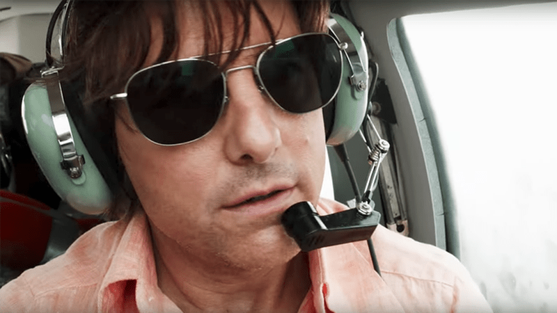 "Tom Cruise stars as Barry Seal in ""American Made,"" a 2017 action-drama from Universal Pictures and director Doug Liman."