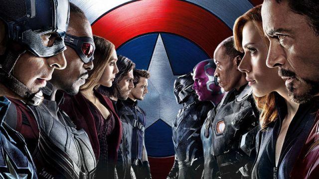The Marvel Decade: Captain America: Civil War