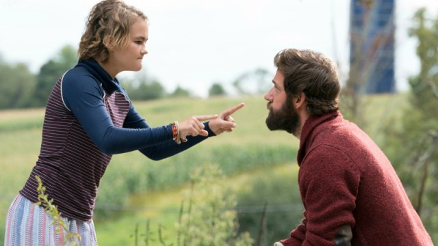 The Things We Carry, or 'A Quiet Place' Isn't Just About Monsters
