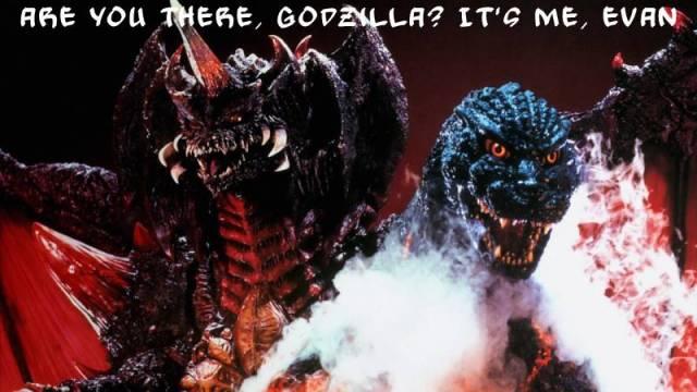 Are You There, Godzilla? It's Me, Evan: Godzilla vs. Destoroyah (1995)