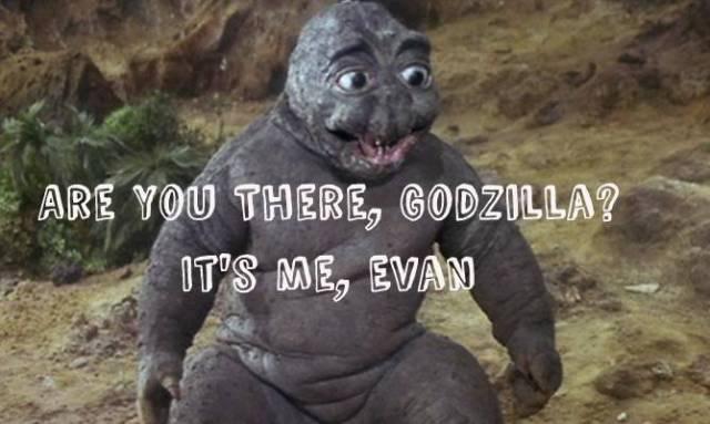 Are You There, Godzilla? It's Me, Evan: Son of Godzilla (1967)
