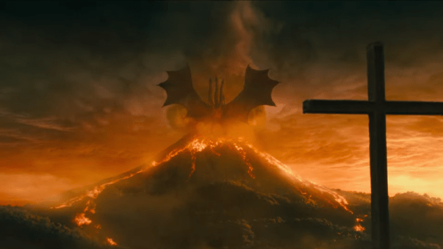 On DVD: Godzilla: King of the Monsters