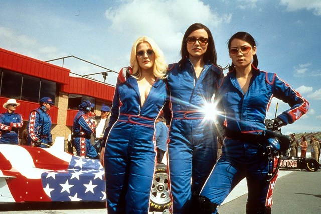 On Blu-ray: Charlie's Angels (2000) / Charlie's Angels: Full Throttle