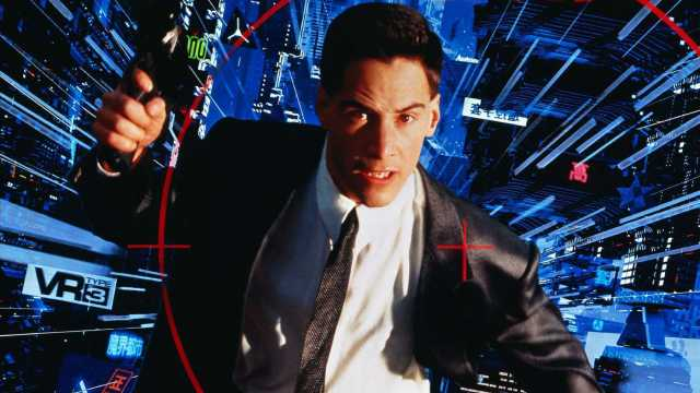 Keanu World Order: Johnny Mnemonic