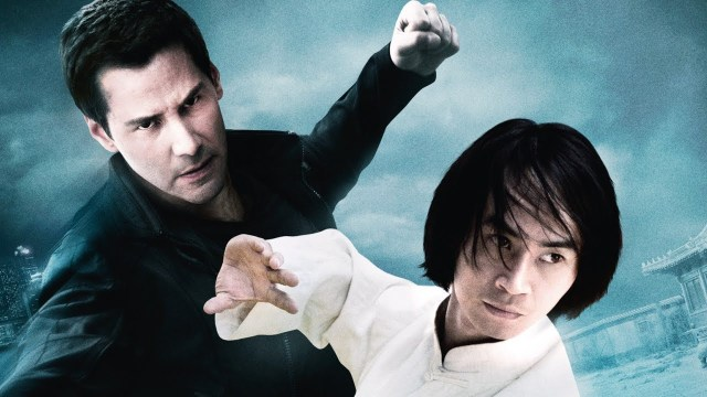 Keanu World Order: Man of Tai Chi