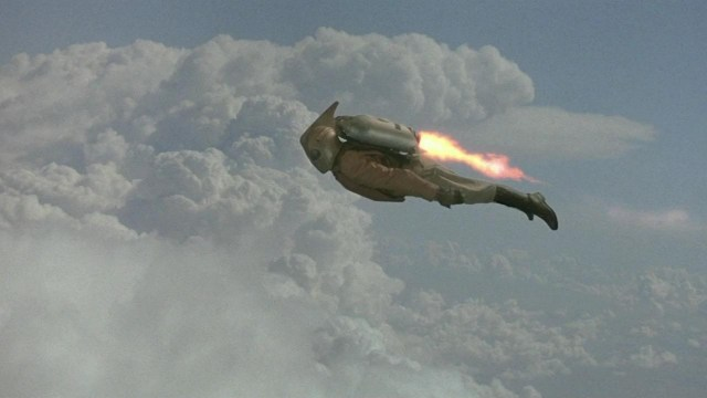 Class of 1991: The Rocketeer