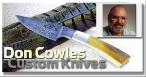 Cowels custom knives
