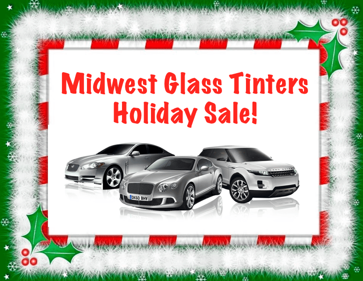 Auto Tint Holiday Promotion from MGT