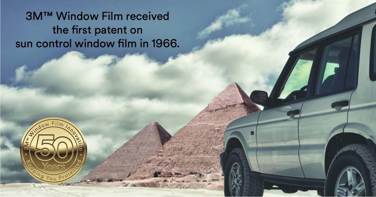 The First is Still the Best, 3M Window Film