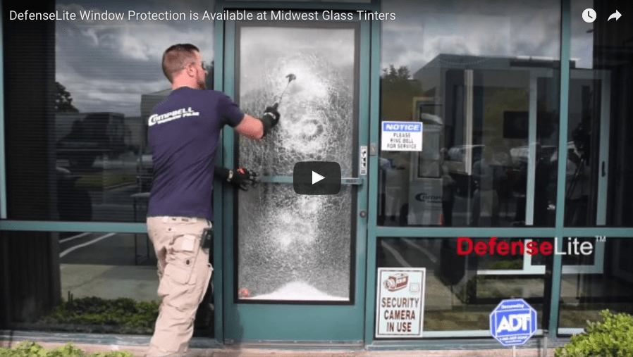 DefenseLite Window Protection is Available at Midwest Glass Tinters