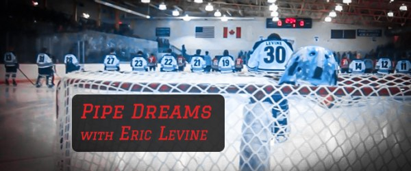 MGS Blog - Pipe Dreams with Eric Levine