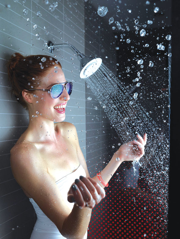 shower-radio