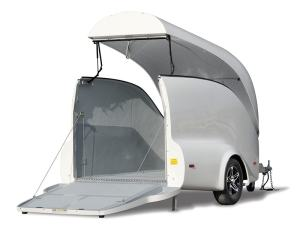 Enclosed Motorcycle Trailers Midwest Ironhorse Trailers
